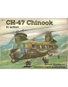 CH-47 Chinook in Action, Squadron/Signal