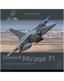 Mirage F1, Duke Hawkins 010