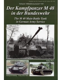 The M48 Main Battle Tank in German Army Service, Tankograd