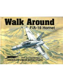F/A-18 Hornet Walk Around, Squadron/Signal