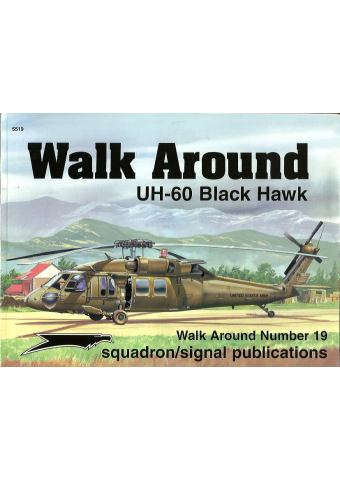 UH-60 Blackhawk Walk Around, Squadron/Signal