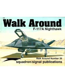 F-117A Nighthawk Walk Around, Squadron/Signal