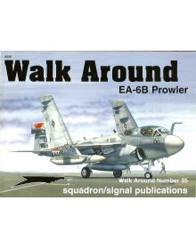 EA-6B Prowler Walk Around, Squadron/Signal