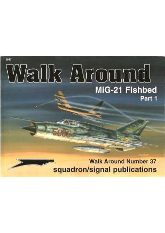 MiG-21 Fishbed Part 1 Walk Around, Squadron/Signal