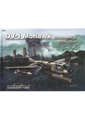 OV-1 Mohawk Walk Around, Squadron/Signal