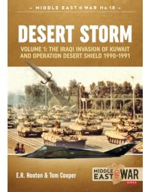 Desert Storm - Volume 1, Middle East@War No 18, Helion
