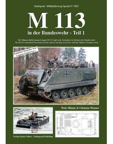 M 113 in the Modern German Army - Part 1, Tankograd