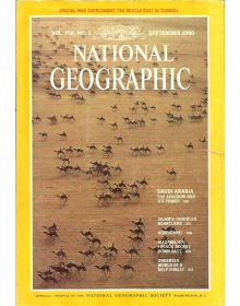 National Geographic Vol 158 No 03 (1980/09)