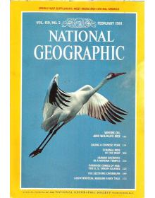 National Geographic Vol 159 No 02 (1981/02)