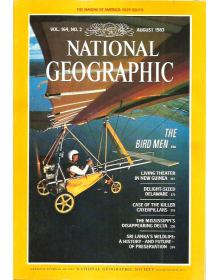 National Geographic Vol 164 No 02 (1983/08)