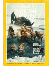 National Geographic Vol 165 No 04 (1984/04)