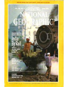 National Geographic Vol 165 No 06 (1984/06)