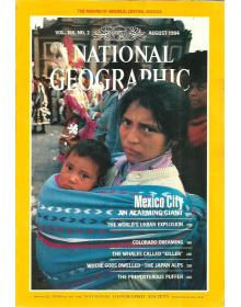 National Geographic Vol 166 No 02 (1984/08)