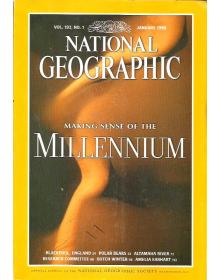 National Geographic Vol 193 No 01 (1998/01)