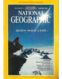 National Geographic Vol 193 No 02 (1998/02)
