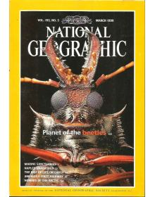 National Geographic Vol 193 No 03 (1998/03)