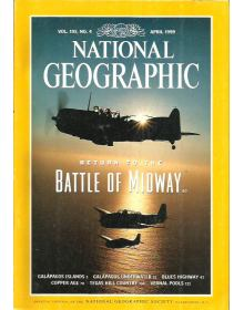 National Geographic Vol 195 No 04 (1999/04)