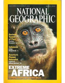 National Geographic Vol 199 No 03 (2001/03)