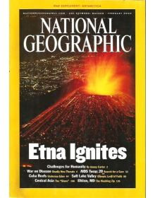 National Geographic Vol 201 No 02 (2002/02)