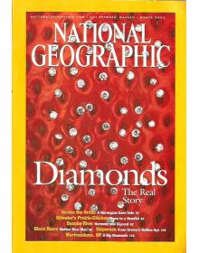 National Geographic Vol 201 No 03 (2002/03)