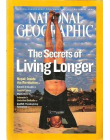 National Geographic Vol 208 No 05 (2005/11)