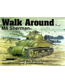 M4 Sherman Walk Around, Squadron/Signal