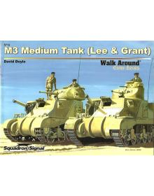 M3 Medium Tank (Lee & Grant) Walk Around, Squadron/Signal