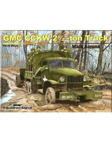 GMC CCKW 2½ -ton Truck Walk Around, Squadron/Signal