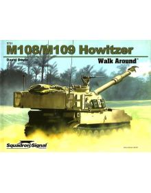 M108/M109 Howitzer Walk Around, Squadron/Signal Publications