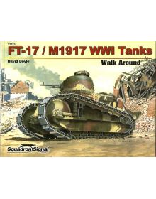 FT-17/M1917 WWI Tanks Walk Around, Squadron/Signal