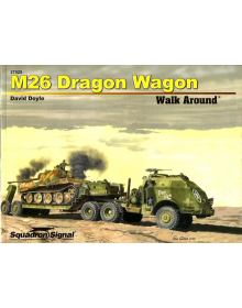 M26 Dragon Wagon Walk Around, Squadron/Signal