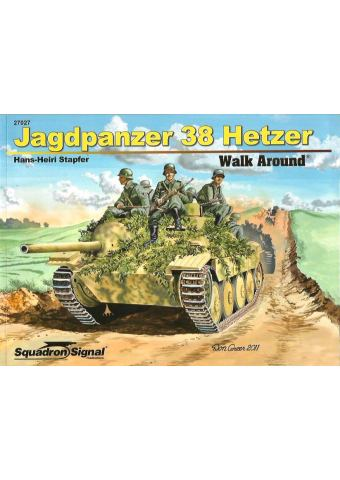 Jagdpanzer 38 Hetzer Walk Around, Squadron/Signal
