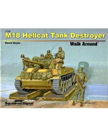 M18 Hellcat Tank Destroyer Walk Around, Squadron/Signal