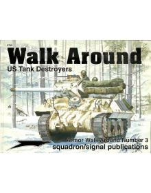 US Tank Destroyers Walk Around, Squadron/Signal
