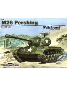 M26 Pershing Walk Around, Squadron/Signal