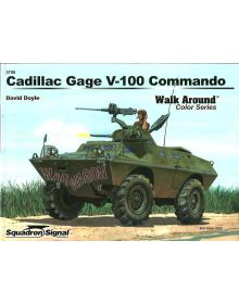Cadillac Gage V-100 Commando Walk Around, Squadron/Signal
