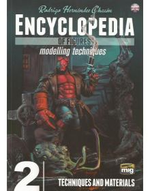 Encyclopedia οf Figures Modelling Techniques Vol. 2, AMMO