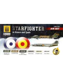 Set F-104G Starfighter (Greece & Spain), AMMO