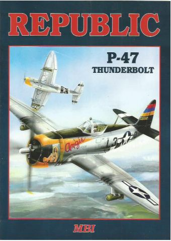 Republic P-47 Thunderbolt, MBI