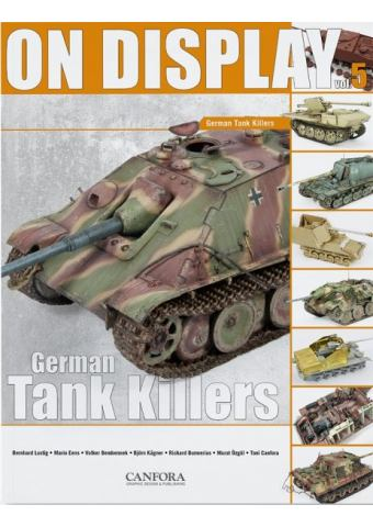 On Display Vol.5 – German Tank Killers, Canfora