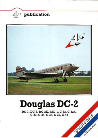 Douglas DC-2, 4+ Publications