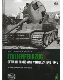Italienfeldzug, German Tanks and Vehicles 1943-1945 Vol. 1, AMMO