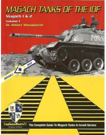 Magach Tanks of the IDF - Volume 1