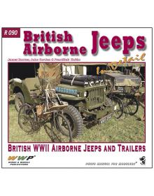 British Airborne Jeeps in Detail