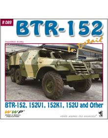 BTR-152 in Detail, WWP
