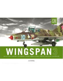 Wingspan Vol.3: 1/32 Aircraft Modelling, Canfora