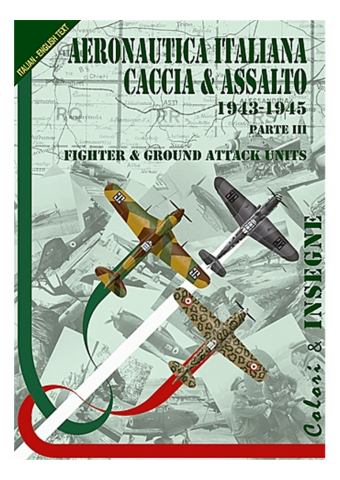 Aeronautica Italiana Vol. 3, Colors & Markings