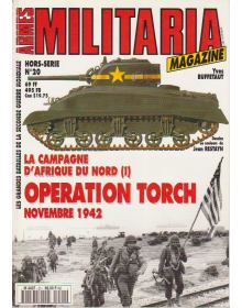 Militaria Hors-Serie No 020, Operation Torch