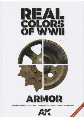 Real Colors of WWII, AK Interactive