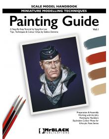 Painting Guide Vol. 1, Mr Black